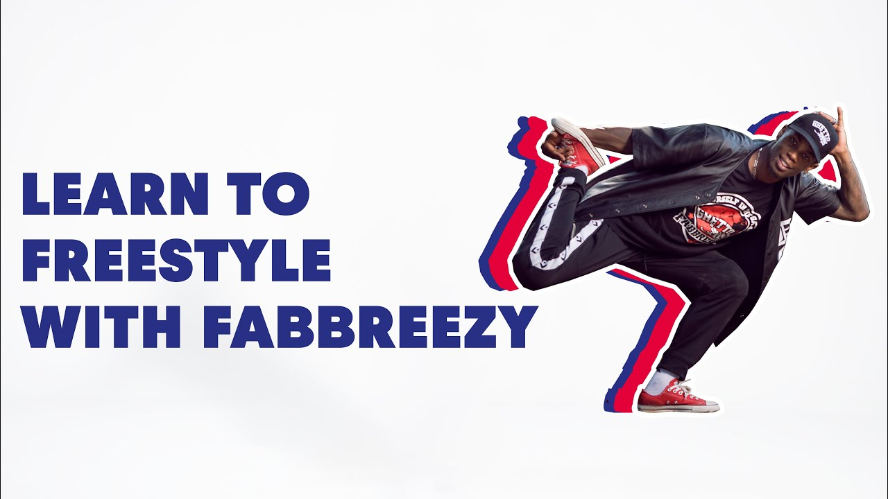 Learn How To Freestyle with Fabbreezy | Hip Hop Dance For Beginners | Red Bull Dance 2020