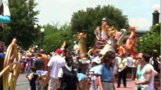 ウォルトディズニーワールド マジック・キングダムパレード トイ・スト...