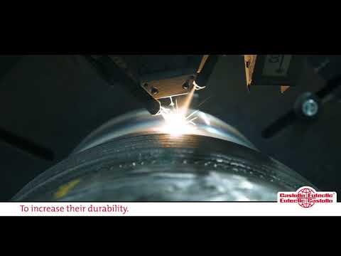 Castolin Austria Excels In Laser Cladding, Maintenance & Repair, Training