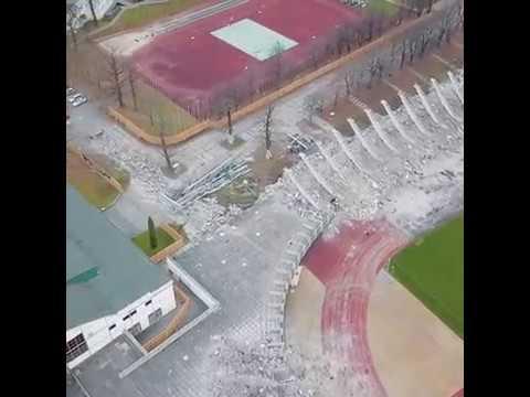 Kauno stadiono rekonstrukcija