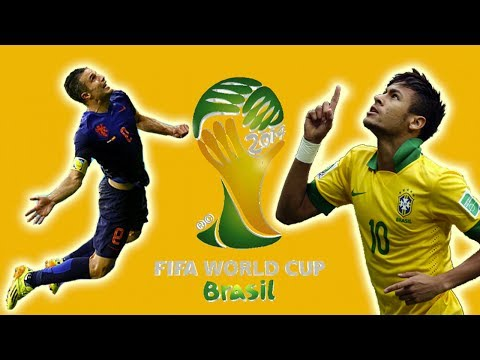FIFA World Cup Brazil 2014 - Brasil vs. Croatia - Neymar is a flopper!