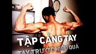Tập CẲNG TAY HIỆU QUẢ - Grip Strength Training.