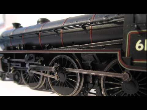 Hornby Union of South Africa and Bachmann B1 61264