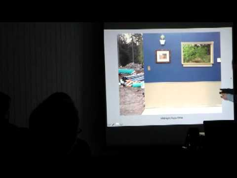 D. Bradley Muir -artist talk- at Vancouver Island School of Art