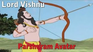 Lord Vishnu Parshuram Avatar | Lord Vishnu Stories in Hindi | Vishnu Avatars Stories