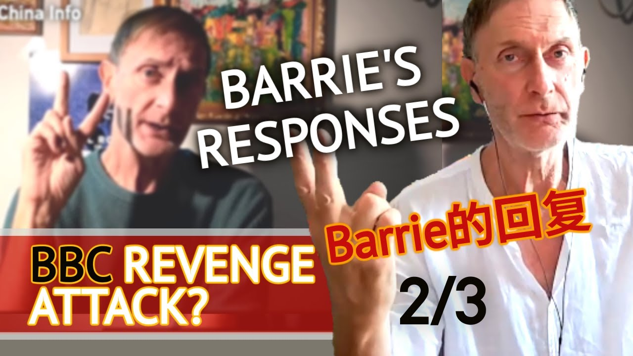 BARRIE'S FULL ANSWERS TO BBC HIT-PIECE: BBC 'invited me to answer 'claims' BUT refused to face me..