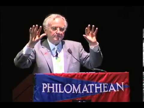 Richard Dawkins Lecture on Evolution