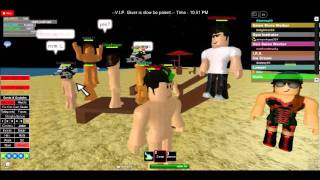 The Crazy Naked Ppl Roblox Party (Para Spyro372)