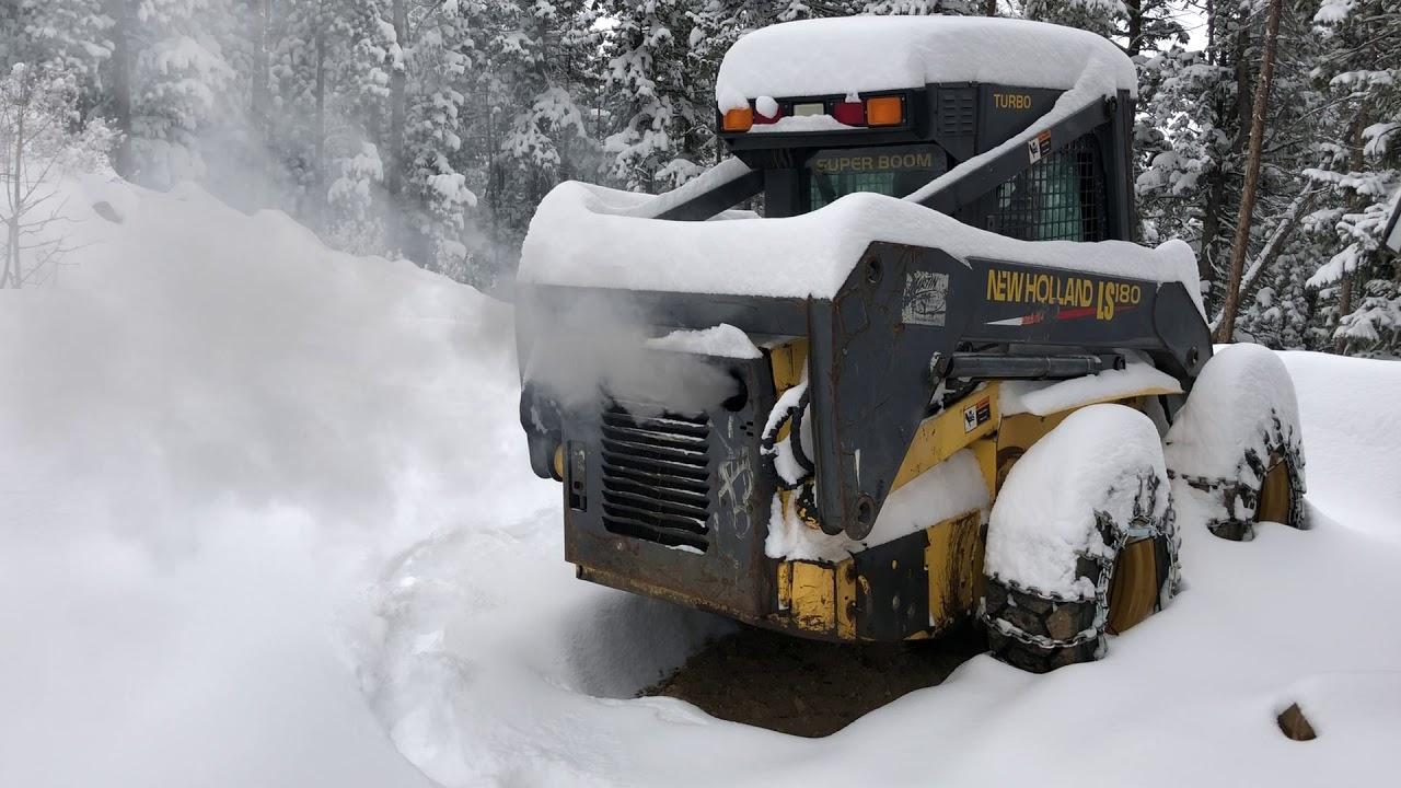 Diesel Skid Steer Cold Start