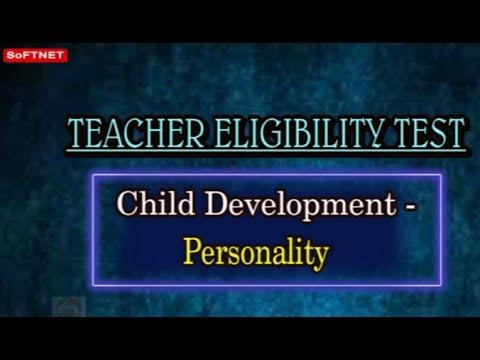 TSTET || Child Development - Personality  ||  LIVE INTERACTIVE SESSION With  R. Venkataramana