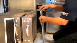 Electronic Air Cleaner | Websters The Heating & Cooling Specialists