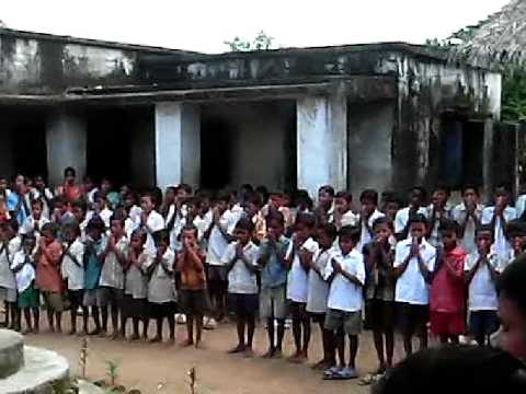 Orissa School Prayer