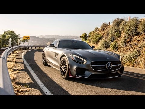 5 reasons why the AMG GT is BETTER than the SLS AMG