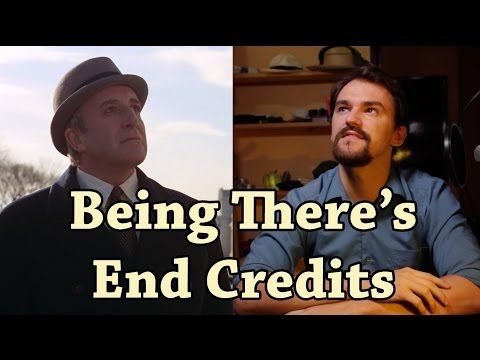 Destroying The Tone Of Your Movie - Being There's Credit Sequence