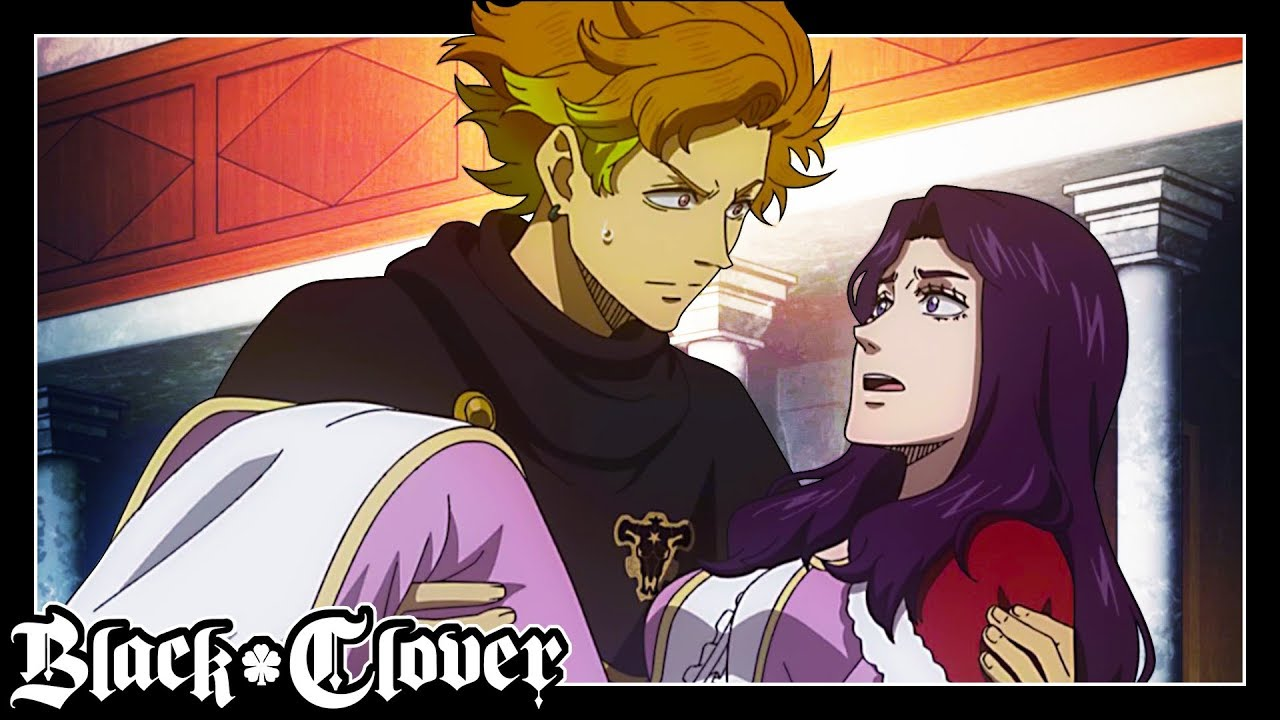 Finral To The Rescue Finral Vs Langris Rematch Black Clover Episode 109 Youtube
