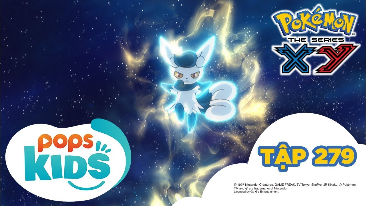 Pokémon Tập 279 –  Trận Chiến Đồng Hồ Mặt Trời Khổng Lồ!!- Hoạt Hình Pokémon Tiếng Việt  S18 XY