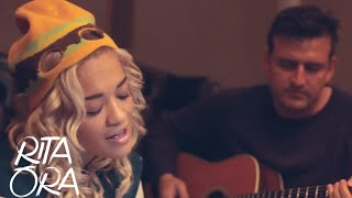 "Rita Ora ""Hey Ya!"" Acoustic Performance"