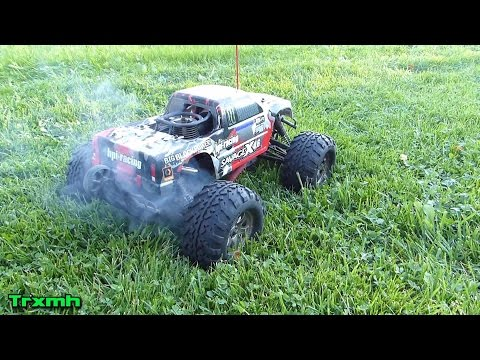 HPI Savage X 4.6 Back in Action 2016