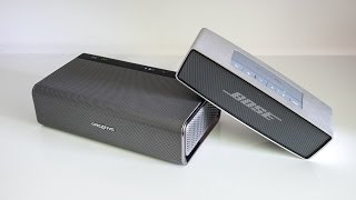 Creative Sound Blaster Roar SR20 vs. Bose Soundlink Mini