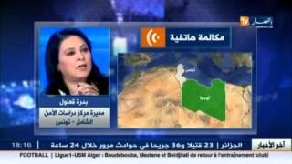 شاهد السياج الإلكتروني العازل مع ليبيا خطة دفاعية بتمويل فرنسي إماراتي
