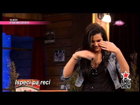 Ami G Show S07 - DJ Dea, Andrija, Maca i Ognjen - pantomima