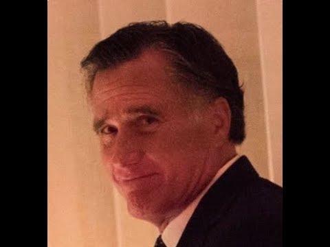 Mitt Romney Accepts Trump Endorsement