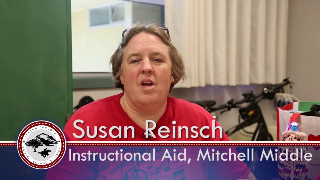 Excellence in Special Education 2017: Susan Reinsch