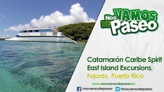 Caribe Spirit Catamarán, Fajardo, Puerto Rico