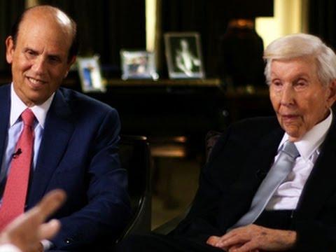 Billionaires Redstone and Milken donate $80 million to prevent chronic diseases