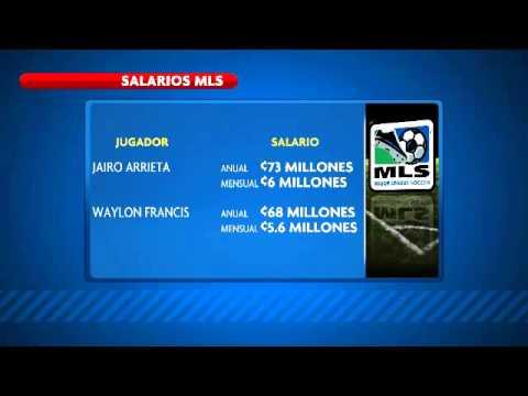 Goles de Álvaro Saborío en la MLS valen 16 millones de colones al mes