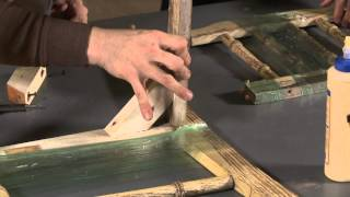 How To Repair A Wooden Dining Chair With Michael Pendleton