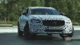 2017 Volvo V90 Land of Cross Country