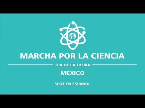 Videos del canal en #ScienceMarchMx