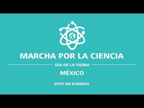 Videos del canal en #ScienceMarchMx