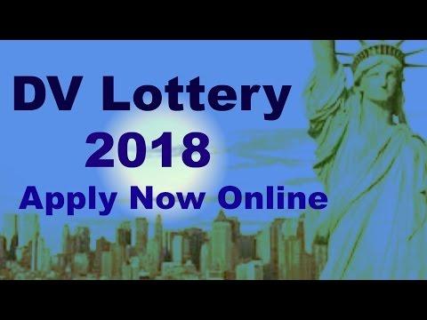 Inicio el proceso para la Loteria de Visas año 2018