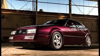 homepage tile video photo for World's Cleanest VW Corrado VR6 - One take