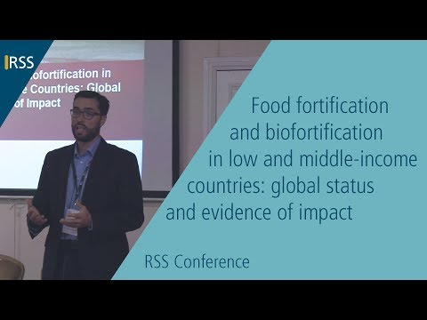 Food fortification and bio-fortification in low and middle-income countries