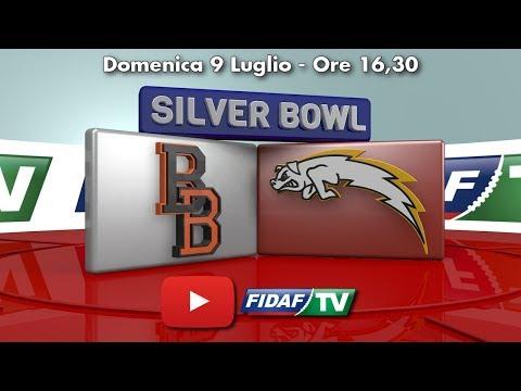 SILVER BOWL: BlackBills Rivoli vs Hogs Reggio Emilia