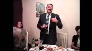 İlham Əliyev- Varlının da qadasın alım, kasıbında :)