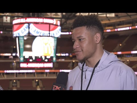 Kevin Knox Interview with Draft Express