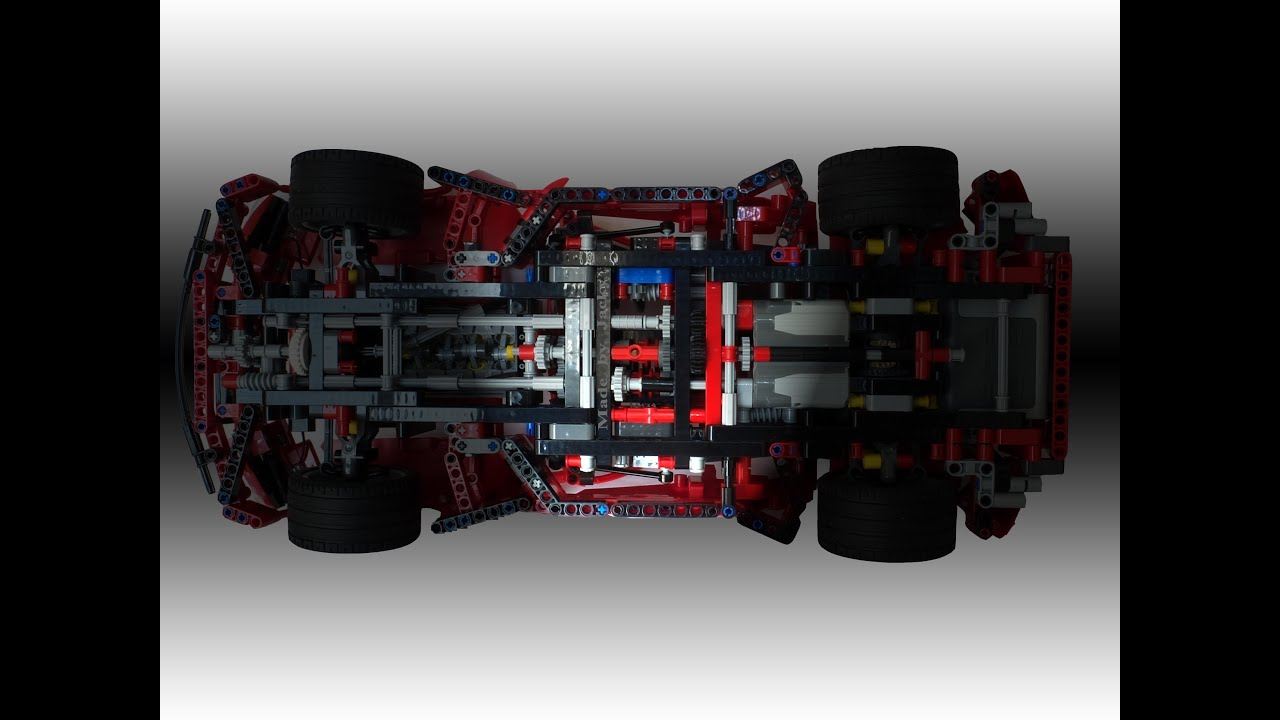 Lego Technic 8070 Pf Motorize Rc Ver1 42039