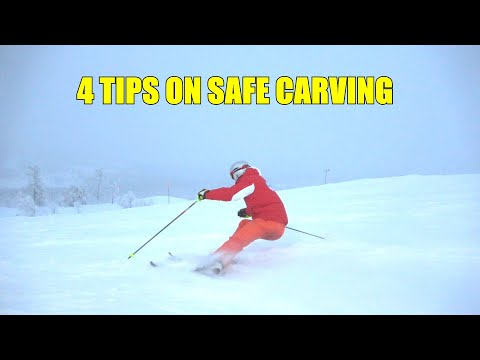 4 TIPS On Carving SAFELY
