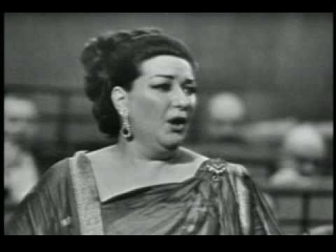 Early Montserrat Caballé sings a Gorgeous, second only to Callas', Al Dolce Guidami
