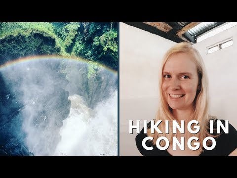Waterfall & Jungle Hike In Congo, Africa | Travel Vlog