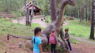 приключения в парке юрского периода.adventures in Jurassic Park