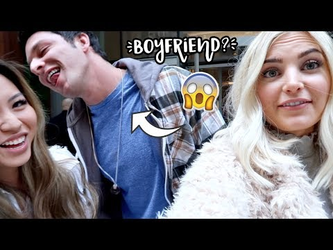 Meeting my BFF's Boyfriend for the First Time!
