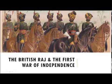 The British Raj and the First War of Independence - 5th Standard, Social Science, CBSE
