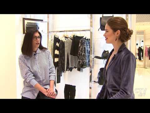 Модные тренды в одежде 2018