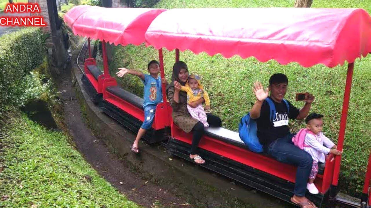 Kereta Kumba Express Alam Imajinasi Taman Bunga Nusantara Youtube