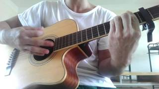 Quên Người Đã Quá Yêu Guitar cover Bộ Đội
